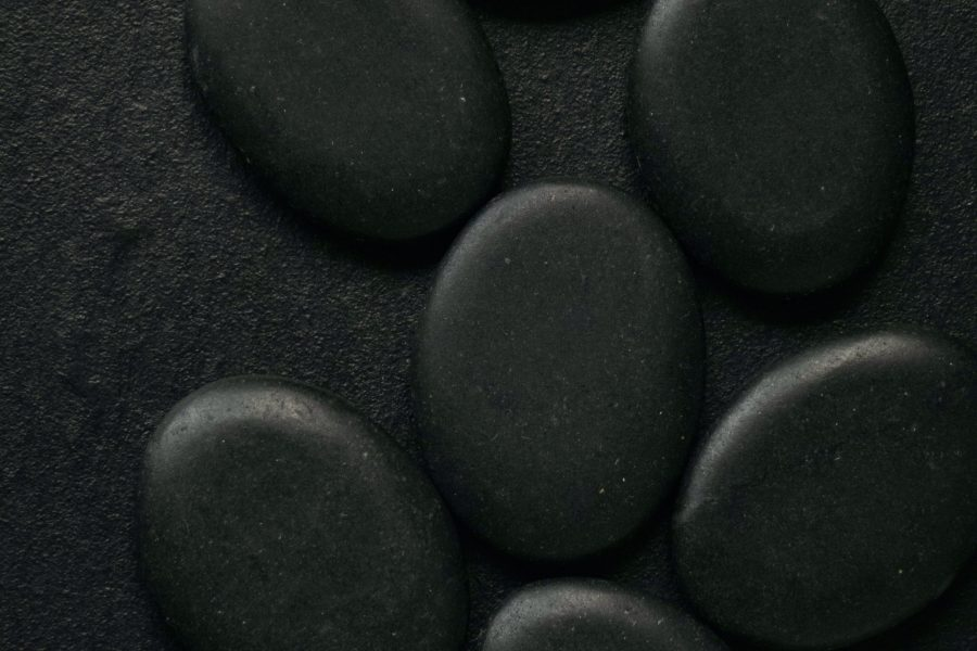 seven black pebbles